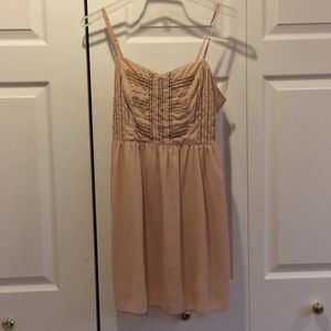 Blush American Eagle Dress